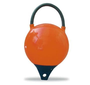 PICK UP BUOY INFLATABLE HEAVY DUTY PVC ORANGE CASTRO MODEL with easy pick up